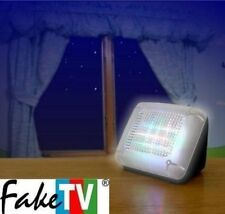 FAKE TV FAKETV Simulator Burglar Deterrent Home Security Device FTV-10