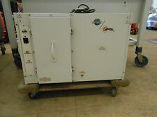 NUAIRE NU 819002 SER:3 BAG IN / BAG OUT BLOWER MODULE 115V