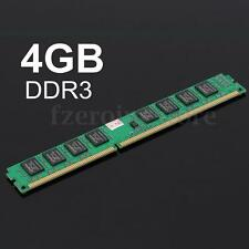 4GB DDR3 PC3-10600 (DDR3-1333MHz) 240-Pin DIMM Memory RAM Fit ALL CPU Desktop PC