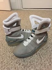 Men's Nike Mag Back To The Future Michael J Fox Size 10