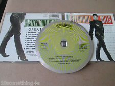 Stephanie Mills - In My Life (Greatest Hits, 1987 CD) EARLY ISSUE NEAR MINT