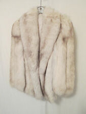 Saga Norwegian Blue Fox Coat 10