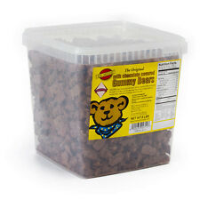 SweetGourmet Chocolate Covered Gummi Bears (Koppers), 8Lb FREE SHIPPING!
