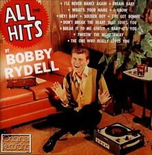 All the Hits * by Bobby Rydell (CD, Jan-2013, Hallmark Music & Entertainment)