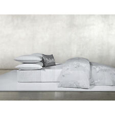 NWT Calvin Klein HOME =  KING Duvet cover -  Claytonia dove  $340.00