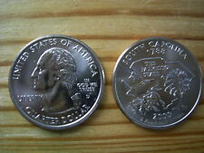 "2000d  usa state  quarter "" south carolina "" dollar coin collectable"