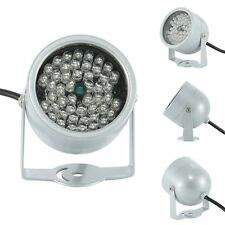 48LED Infrared Night vision IR Light illuminator lamp 20M for IP CCTV CCD Camera