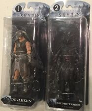 NEW FUNKO SKYRIM LEGACY COLLECTION - DOVAHKIIN & DAEDRIC WARRIOR Great Boxes