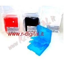 CUSTODIA per R4 PORTA CARTUCCIA 16 Posti NINTENDO DS DSi 3DS CONSOLE CUSTODIE