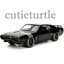 Jada Fast & Furious 8 The Fate of the Furious 1:32 98674-DP3 Dom's Plymouth GTX