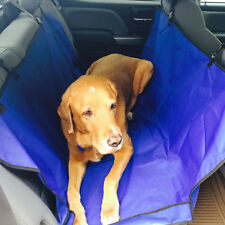Dr. Fish's Pet Gear Car Auto Travel Hammock Blue Seat Cover Dog Cat Vehicle Mat
