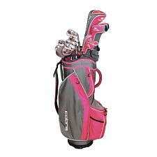 WOMENS PINK COBRA FLY Z S COMPLETE SET w /BAG 13 PIECE GRAPHITE