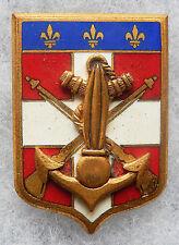 INSIGNE ECOLE MILITAIRE - Centre d'Instruction d'Infanterie et Troupes de Marine