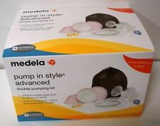 Medela Pump In Style Advanced Double Pumping Kit New
