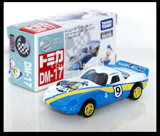 TOMICA DISNEY MOTORS RACING DM-17 Donald Duck Car Speed Way Star 2013 TOMY Gift