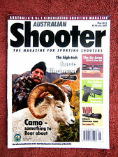 AUSTRALIAN  SHOOTER  MAGAZINE    MAY   2011   ISSUE