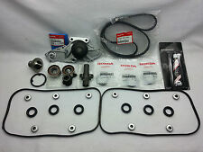 05-12 HONDA ODYSSEY GENUINE & OEM COMPLETE TIMING BELT WATER PUMP & GASKET KIT