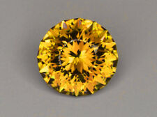 Mali Garnet - Natural Golden Grossular - RARE - Untreated - Round