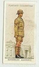 PLAYER'S. MILITARY UNIFORMS OF THE BRITISH EMPIRE OVERSEAS. 1938. CARD #2.