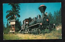 C1970s View 'Old One Spot' 1911 Shay Wood-burning logging locomotive