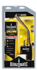 TORCH TS8000 BERNZOMATIC WITH MAPP GAS FOR BRAZING/SOLDERING/HEAT TREATING