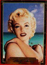 """Sports Time Inc."" MARILYN MONROE Card # 184 individual card, issued in 1995"