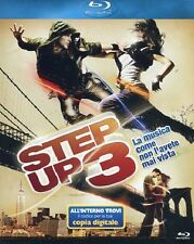 Step Up 3 Slip Case Blu Ray Perfetto