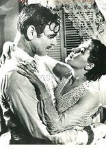 CLARK GABLE  YVONNE DE GARLO  L'ESCLAVE LIBRE  1957 VINTAGE PHOTO