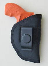 Inside the Pants IWB Gun Holster for Ruger LCR small revolver