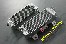 aluminum radiator Yamaha YZ250F 2006 only /WR250F 2007-2014 YZF high performance