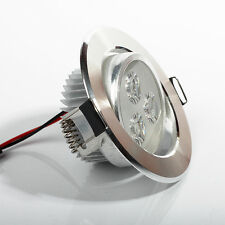 3W Dimmable CREE Recessed LED Ceiling Down Light Spotlight Lamp with Driver