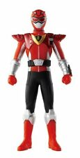 Bandai Tokumei Sentai Power Rangers Hero Series 06 Red Buster Vinyl Figure