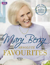 Mary Berry's Absolute Favourites SIGNED by  Mary Berry (Hardback, 2015)