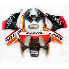 STO Motorcycle Bodywork Fairing ABS Painted For Honda CBR 900RR 1992 1993 (F)