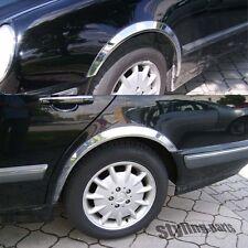 MERCEDES W210 210 E-KLASSE  1995-2002 RADLAUFCHROM  RADHAUS RADLAUFLEISTEN CHROM
