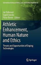 ATHLETIC ENHANCEMENT, HUMAN NATURE & ETHICS (Sports Doping) HB 2012 - BARGAIN!!