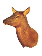 Heads Up Cow Elk Portable/Mountable Decoy Archery/Bow Hunting FAST FREE SHIP!!