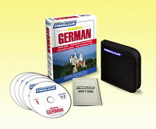 NEW 5 CD Pimsleur Learn to Speak Basic German Language