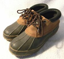 RED HEAD, women's thinsulate lined duck boots, sz. 8 med.