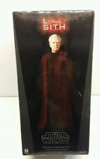 Sideshow  STAR WARS 1:6 Scale figure - DARTH SIDIOUS -  EMPEROR- PALPATINE