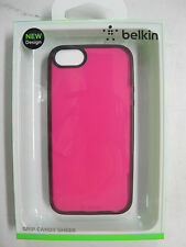 FREE! Just Pay Freight BELKIN Candy Sheer Case  iPhone 5 & iPhone5s F8W138qeC03