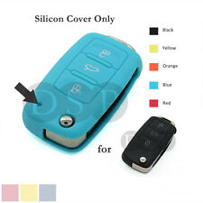 Silicone Cover Holder fit for VW VOLKSWAGEN SEAT SKODA Remote Key Fob 3B 2801 LB