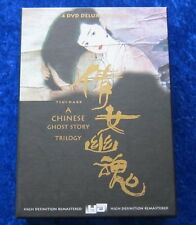 A Chinese Ghost Story Trilogy, 3 DVD Deluxe Edition Box