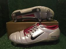 NIKE AIR ZOOM TOTAL 90 FG VAPOR SOCCER FOOTBALL BOOTS CLEATS 10,5 9,5 44,5 RARE