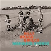 Billy Bragg & Wilco - Mermaid Avenue (The Complete Sessions, 2012) - 3CD's + DVD
