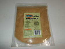 2400g Pure Food Essentials Rapadura Evaporated Sugar Cane Juice (8 x 300g) 2.4kg