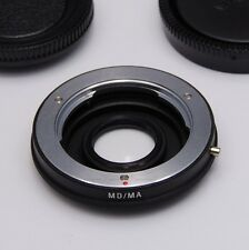 Tianya Minolta MD MC Lens to Sony Minolta MA Alpha Mount Adapter D-SLR MD-MA