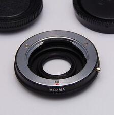 Tianya Minolta MD MC Lens to Sony Minolta MA Alpha Mount Adapter D-SLR MD-MA