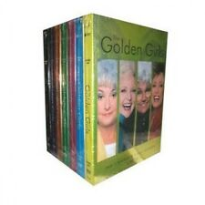 The Golden Girls Complete Series 1-7 Seasons Dvd Discs Brand New