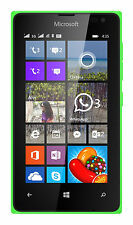 EX-DEMO Microsoft Lumia 435 - 8GB - GREEN (Unlocked) Smartphone